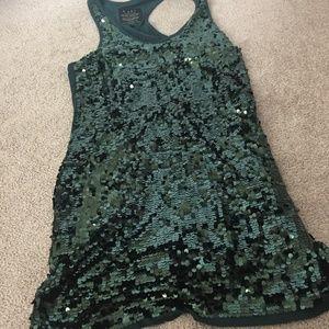 NWOT River Island Sequin Dress